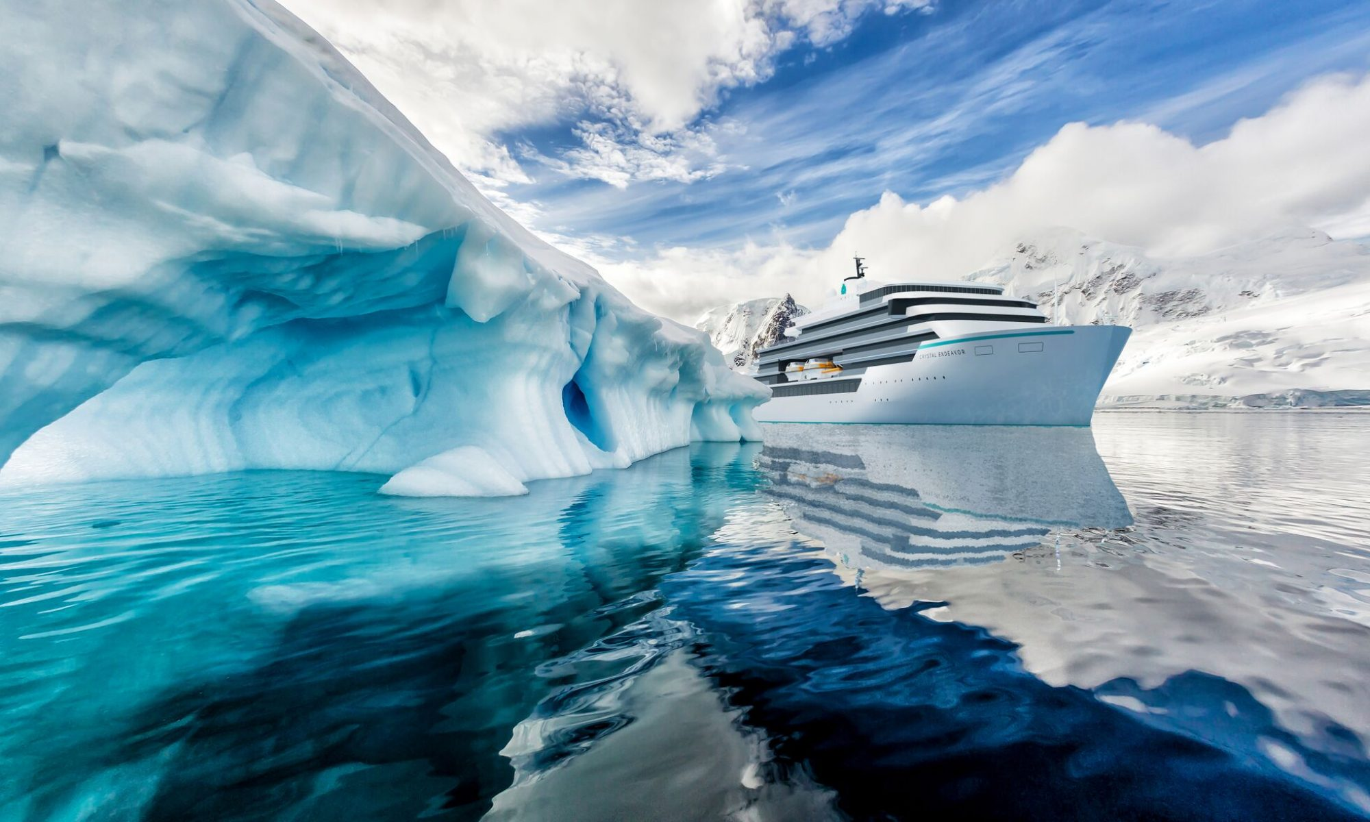 Expeditions in Antarctica